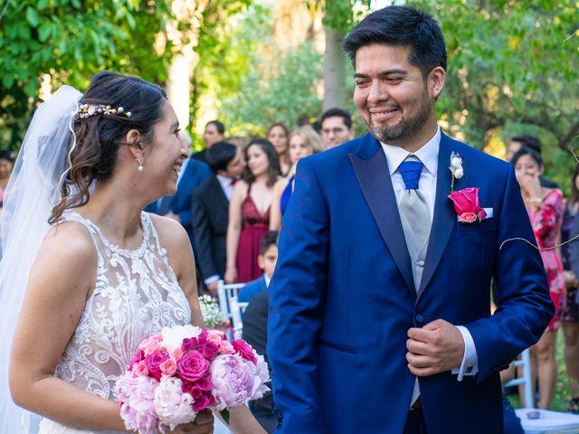 El matrimonio de Andrés y Cynthia en Talagante, Talagante 21