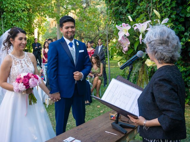 El matrimonio de Andrés y Cynthia en Talagante, Talagante 22