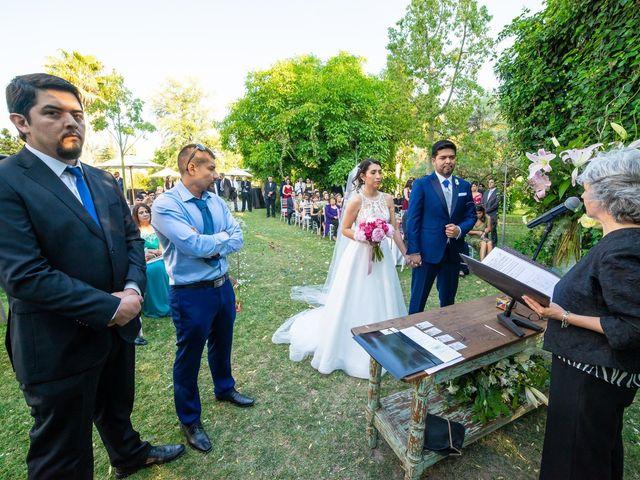 El matrimonio de Andrés y Cynthia en Talagante, Talagante 23