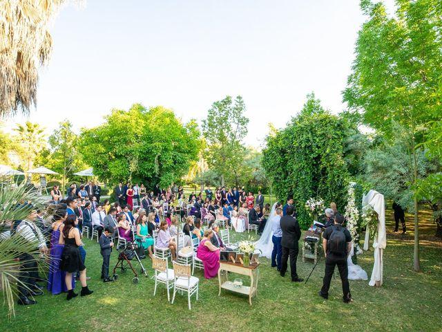 El matrimonio de Andrés y Cynthia en Talagante, Talagante 24