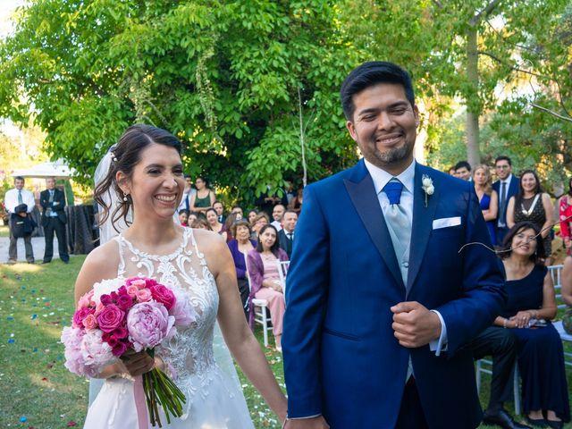 El matrimonio de Andrés y Cynthia en Talagante, Talagante 25