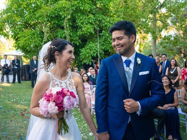 El matrimonio de Andrés y Cynthia en Talagante, Talagante 26