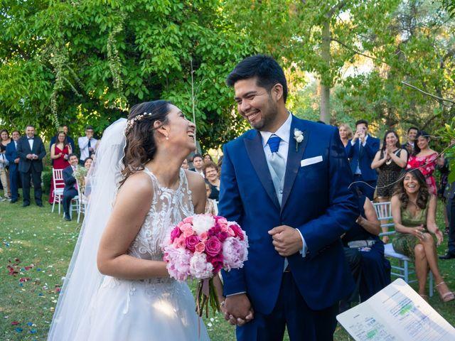 El matrimonio de Andrés y Cynthia en Talagante, Talagante 27