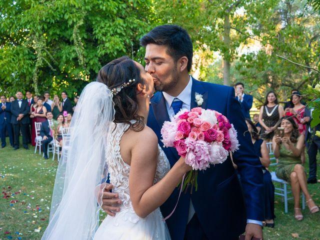 El matrimonio de Andrés y Cynthia en Talagante, Talagante 28