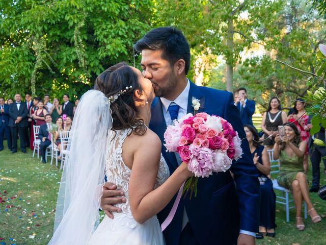 El matrimonio de Andrés y Cynthia en Talagante, Talagante 29