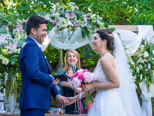 El matrimonio de Andrés y Cynthia en Talagante, Talagante 31