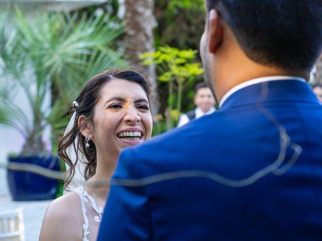El matrimonio de Andrés y Cynthia en Talagante, Talagante 32