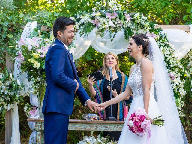El matrimonio de Andrés y Cynthia en Talagante, Talagante 33