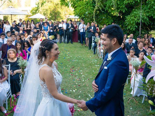El matrimonio de Andrés y Cynthia en Talagante, Talagante 35