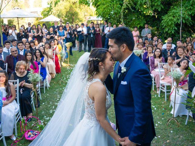El matrimonio de Andrés y Cynthia en Talagante, Talagante 36