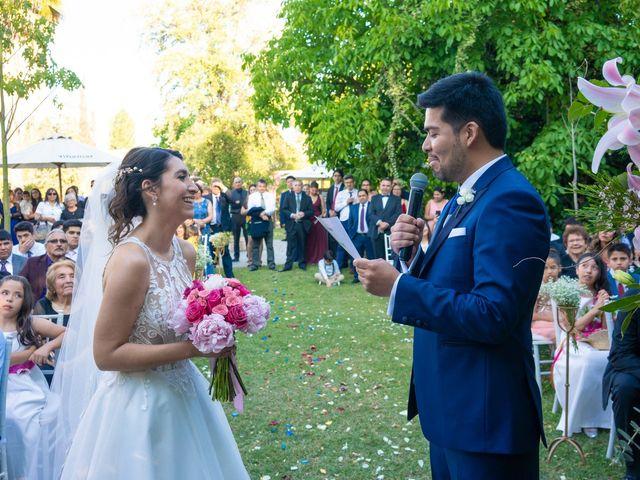 El matrimonio de Andrés y Cynthia en Talagante, Talagante 37
