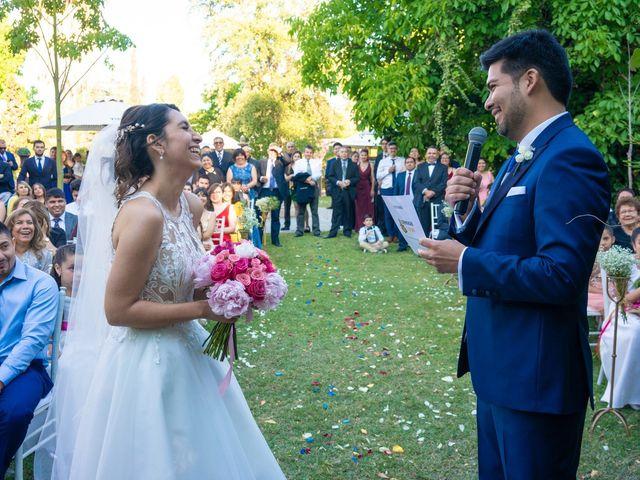 El matrimonio de Andrés y Cynthia en Talagante, Talagante 38