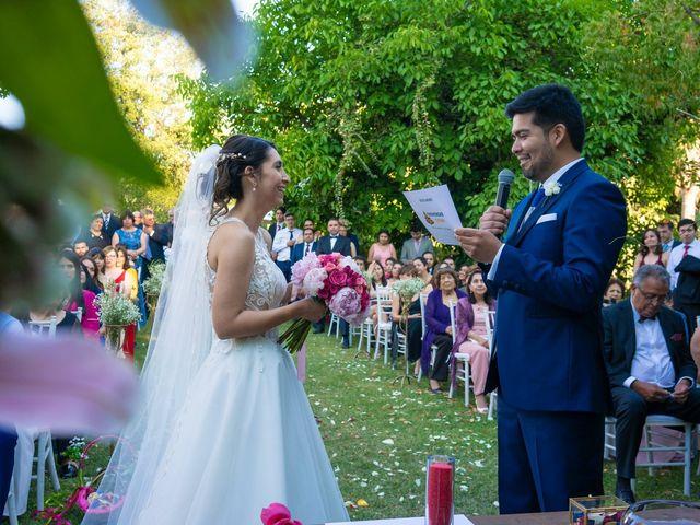 El matrimonio de Andrés y Cynthia en Talagante, Talagante 39