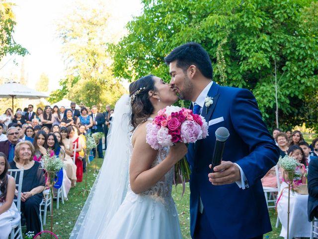 El matrimonio de Andrés y Cynthia en Talagante, Talagante 40