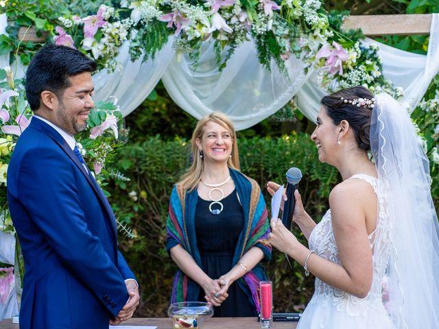 El matrimonio de Andrés y Cynthia en Talagante, Talagante 41