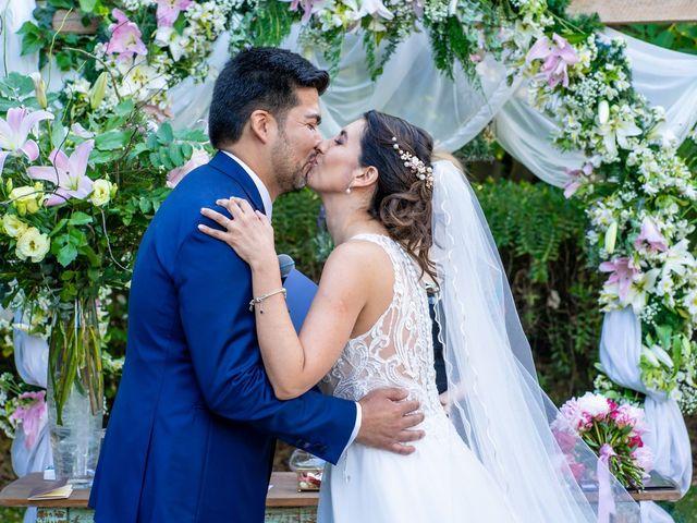 El matrimonio de Andrés y Cynthia en Talagante, Talagante 42