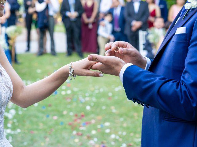 El matrimonio de Andrés y Cynthia en Talagante, Talagante 43