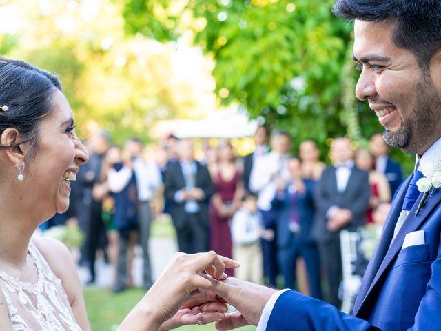 El matrimonio de Andrés y Cynthia en Talagante, Talagante 46
