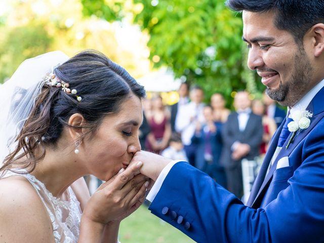 El matrimonio de Andrés y Cynthia en Talagante, Talagante 47