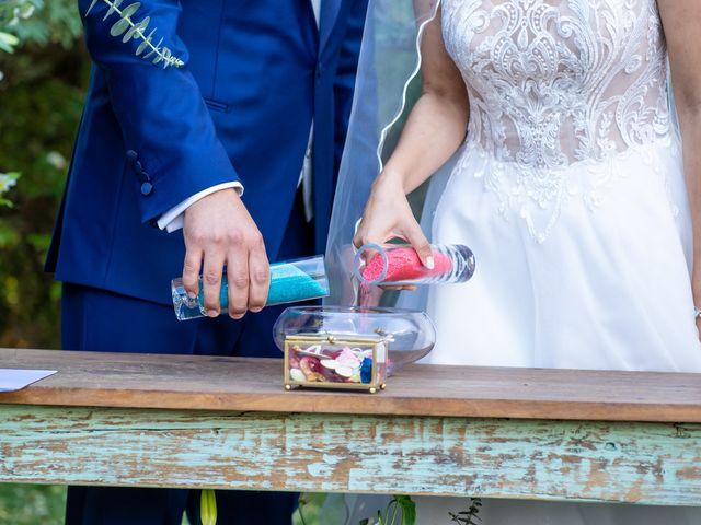 El matrimonio de Andrés y Cynthia en Talagante, Talagante 48