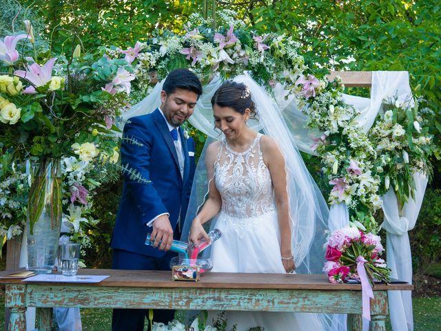 El matrimonio de Andrés y Cynthia en Talagante, Talagante 49