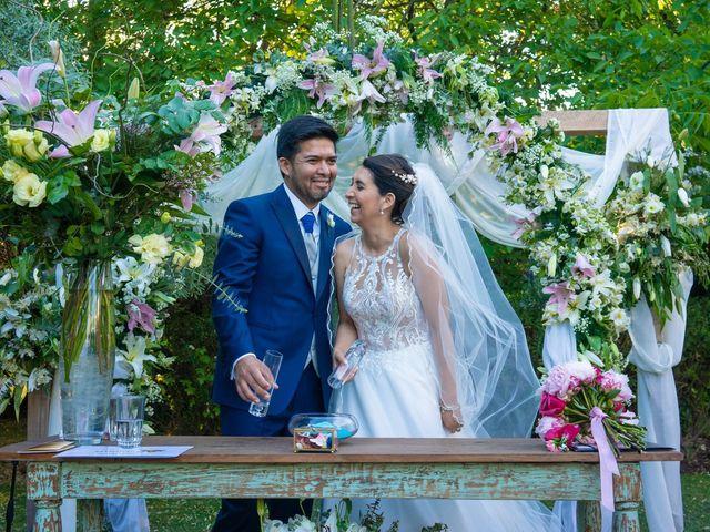 El matrimonio de Andrés y Cynthia en Talagante, Talagante 50