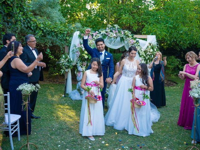 El matrimonio de Andrés y Cynthia en Talagante, Talagante 51