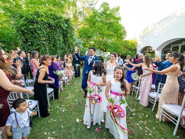 El matrimonio de Andrés y Cynthia en Talagante, Talagante 53