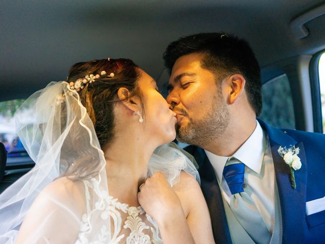 El matrimonio de Andrés y Cynthia en Talagante, Talagante 55