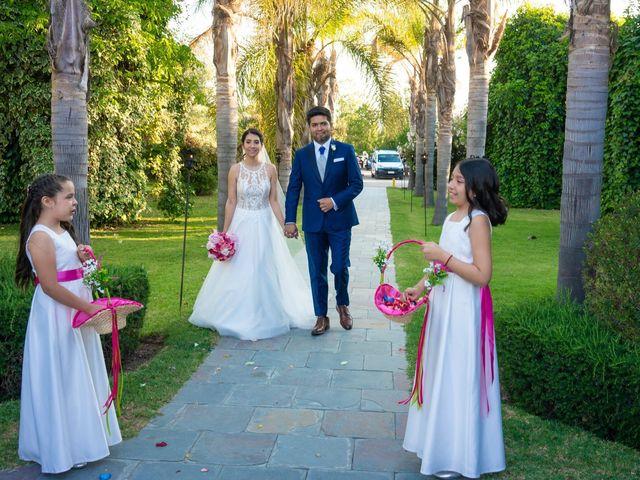 El matrimonio de Andrés y Cynthia en Talagante, Talagante 56