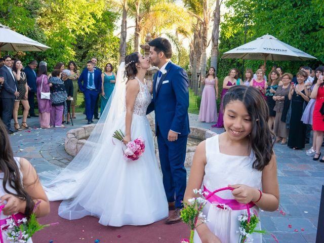 El matrimonio de Andrés y Cynthia en Talagante, Talagante 57