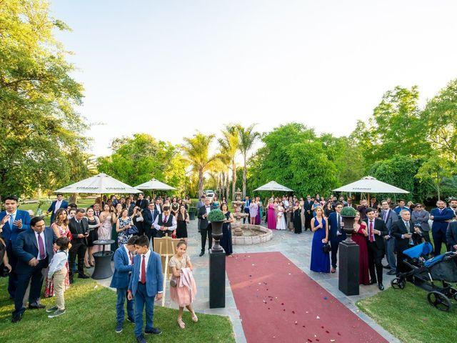 El matrimonio de Andrés y Cynthia en Talagante, Talagante 58