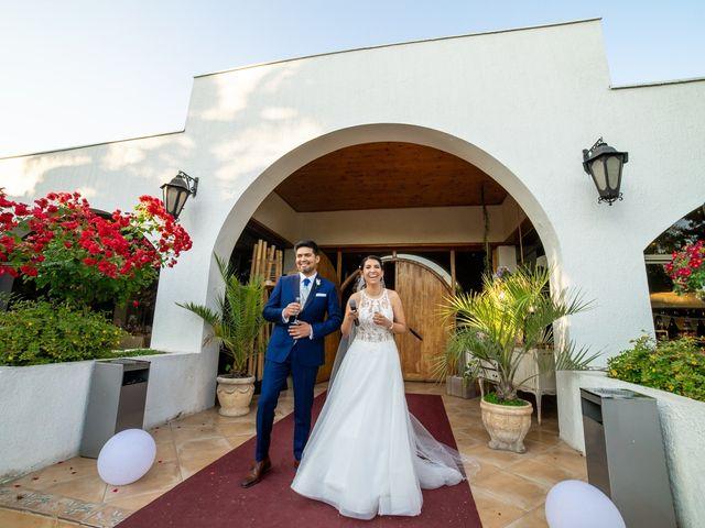 El matrimonio de Andrés y Cynthia en Talagante, Talagante 59