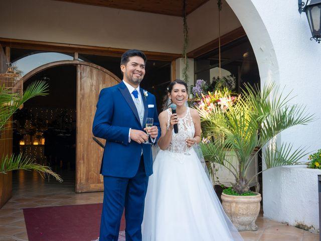 El matrimonio de Andrés y Cynthia en Talagante, Talagante 60