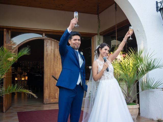 El matrimonio de Andrés y Cynthia en Talagante, Talagante 61