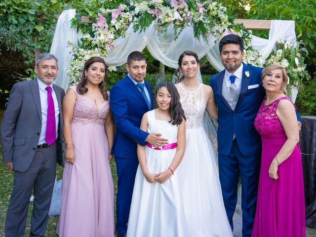 El matrimonio de Andrés y Cynthia en Talagante, Talagante 62