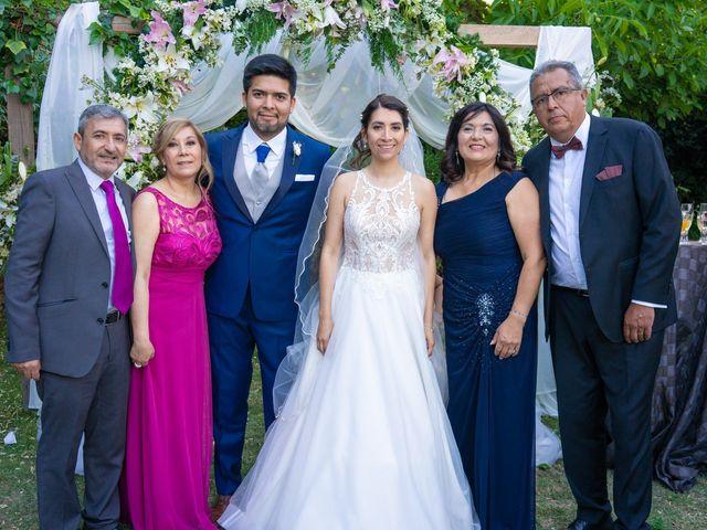El matrimonio de Andrés y Cynthia en Talagante, Talagante 64