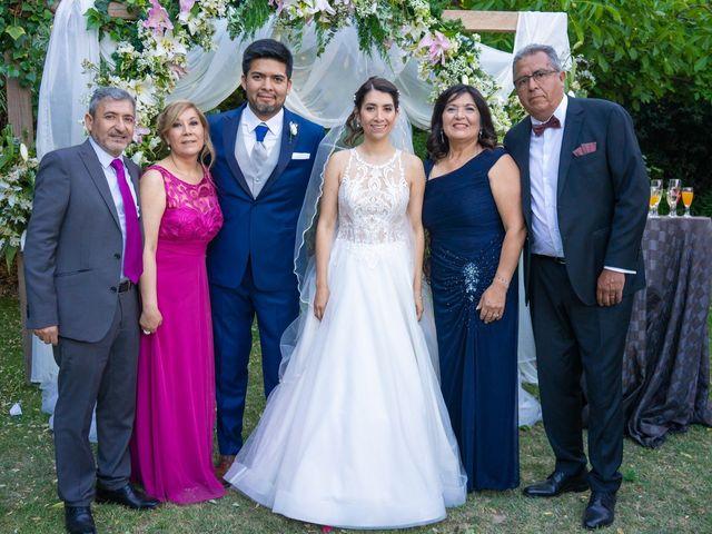 El matrimonio de Andrés y Cynthia en Talagante, Talagante 65