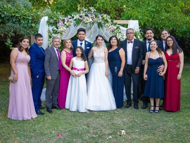 El matrimonio de Andrés y Cynthia en Talagante, Talagante 66