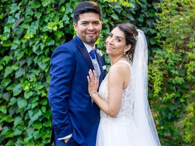 El matrimonio de Andrés y Cynthia en Talagante, Talagante 68