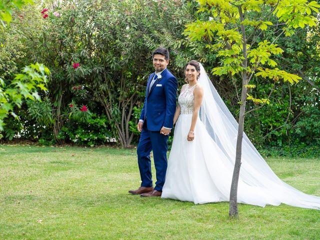 El matrimonio de Andrés y Cynthia en Talagante, Talagante 69