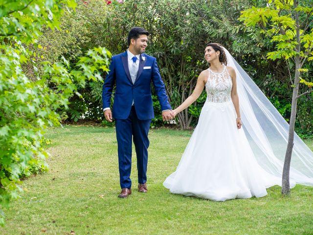 El matrimonio de Andrés y Cynthia en Talagante, Talagante 70