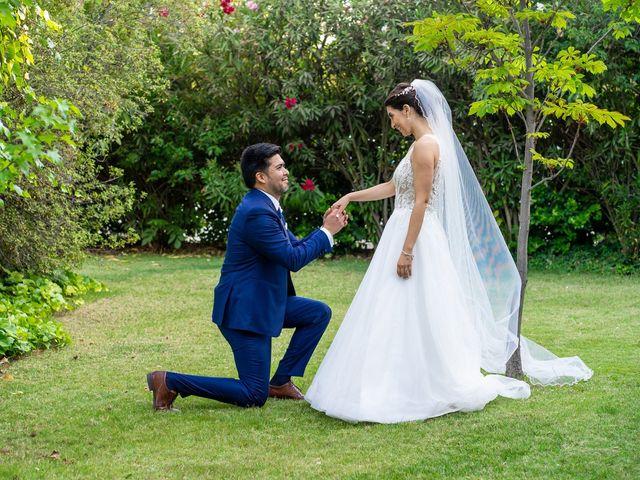 El matrimonio de Andrés y Cynthia en Talagante, Talagante 1