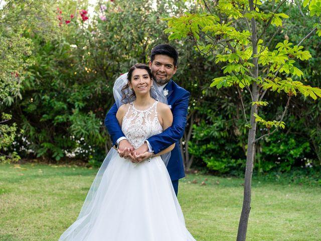 El matrimonio de Andrés y Cynthia en Talagante, Talagante 72