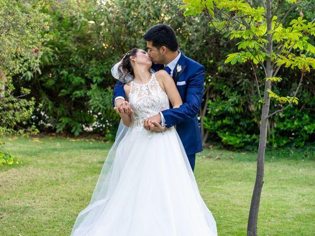 El matrimonio de Andrés y Cynthia en Talagante, Talagante 73