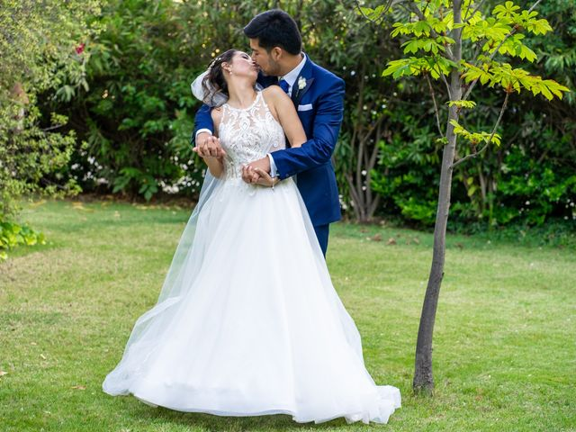 El matrimonio de Andrés y Cynthia en Talagante, Talagante 74
