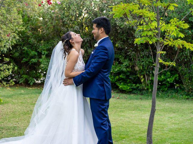 El matrimonio de Andrés y Cynthia en Talagante, Talagante 75