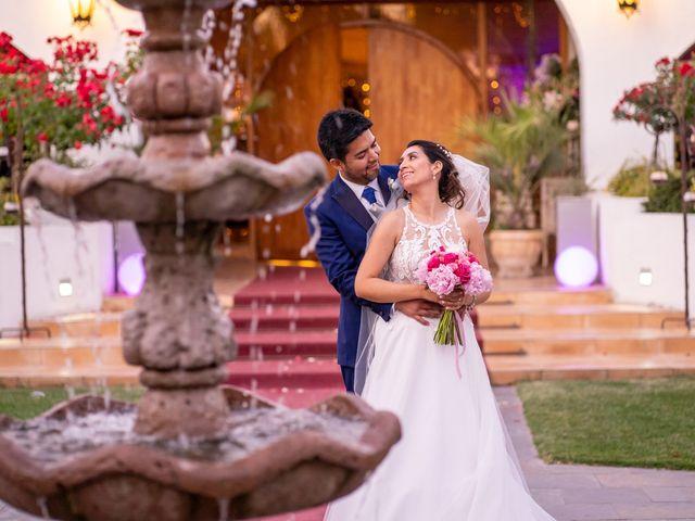 El matrimonio de Andrés y Cynthia en Talagante, Talagante 79