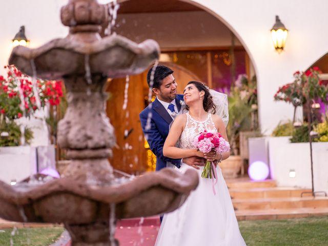 El matrimonio de Andrés y Cynthia en Talagante, Talagante 80