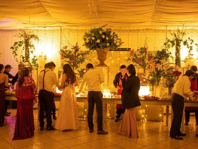 El matrimonio de Andrés y Cynthia en Talagante, Talagante 84